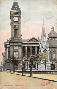 Birmingham Art Gallery 1906