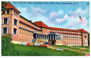 11427 NY Platte Cove NY City Police Recreation Centre