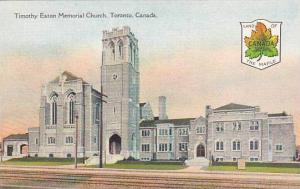 Timothy Eaton Memorial Church, Land of the Maple, Toronto, Ontario, Canada, 0...
