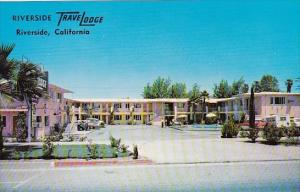 Riverside Trave Lodge With Pool Riverside California