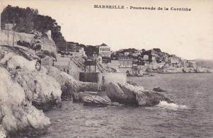 Promenade De La Corniche, Marseille (Bouches du Rhone), France, 1900-1910s
