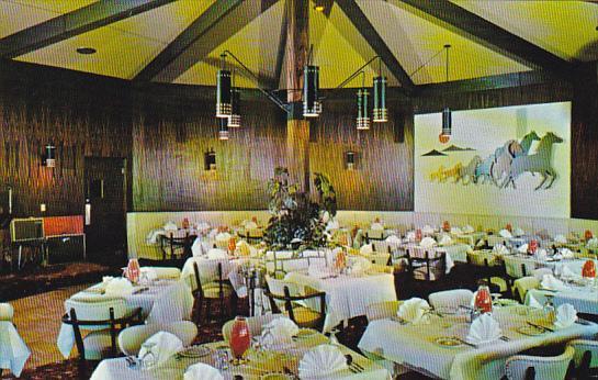 Canada Restaurant Andy's Circle Inn Motor Motel Calgary Alberta
