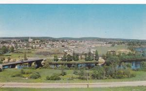 Scenic view,  Mont-Laurier,  Quebec,   Canada,  40-60s
