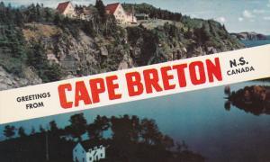 Keltic Lodge, Ingonish, Cabot Trail, Cape Smokey, CAPE BRETON, Nova Scotia, C...