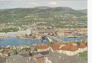 Bridge Across the Puddefjord, BERGEN, Norway, 50-70´s