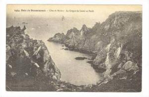 Cote De Beuzec, La crique De Castel Ar Roch, Baie De Douarnenez, France, 00-10s