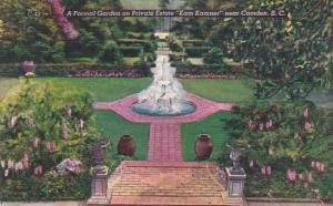 South Carolina Camden A Formal Gardens On Privatew Estate Kam Kamner