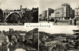 CPA Luxembourg Panoramas (30623)