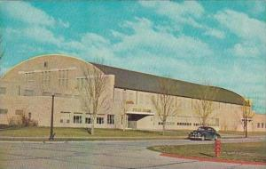 Nebraska Boys Town Field House And Gymnasium