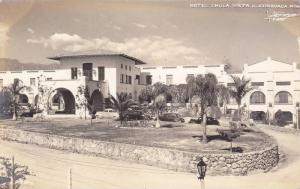 RP: CUERNAVACA , Mor. , Mexico , 30-40s ; Entrance to Hotel Chula Vista
