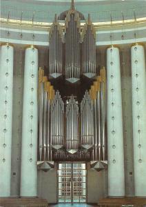 Berlin St Hedwigs Kathedrale Orgel von Johannes Klais Cathedral