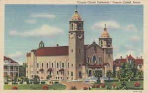 CORPUS CHRISTI , Texas , 1948 ; Corpus Christi Cathedral