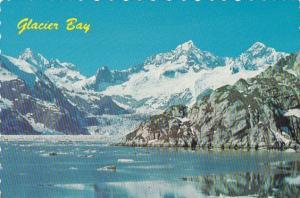 Alaska Glacier Bay Margerie Glacier At Head Of Tarr Inlet