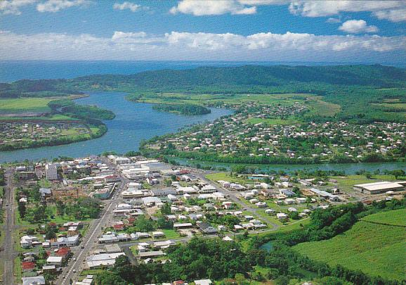 Australia Innisfail Aerial View North Queensland