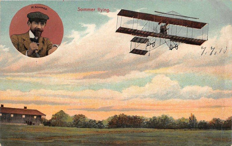 br105855 sommer flying m sommer Aviation plane canada