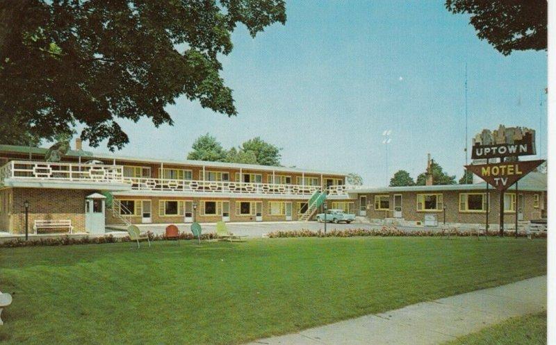 PORT ELGIN , Ontario, Canada, 50-60s ; Uptown Motel