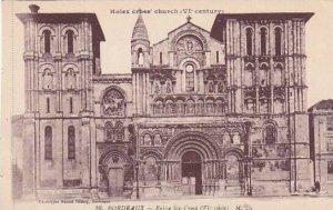 France Bordeuax Eglise Ste Croix