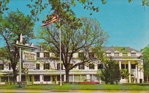 Boone Tavern Hotel Berea Kentucky 1977