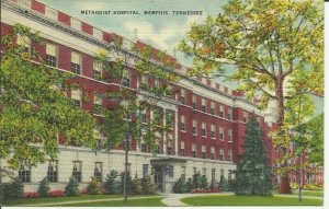 Memphis, Tennessee, Methodist Hospital