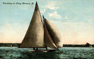 NJ - Long Branch. Yachting