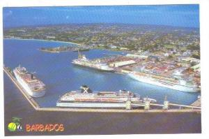 Port of Bridgetown, Barbados,  40-60s