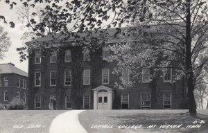 RP: MT VERNON, Iowa 1950s; Old Sem., Cornell College