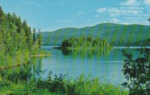 Canada Mcleod Lake Hart Highway Vancouver British Columbia