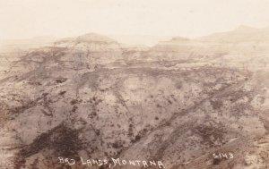 RP: BADLANDS , Montana , 1920-30s Version-2