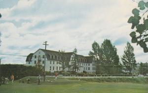 Abitibi Golf Club and Iroquois Hotel Ansonville - Iroquois Falls Ontario Canada