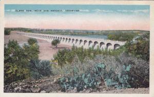 Olmas Dam, Near San Antonio, Texas, 1900-1910s