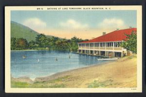 Black Mounain, North Carolina/NC Postcard, Lake Tomahawk