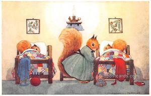 Bedtime, Artist Margaret Tempest Dressed Animal Unused