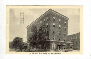 Belvedere Hotel, Reidsville, North Carolina, PU-1945