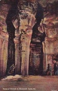 Ruins Of Karnak In Mammoth Cave Kentucky