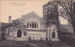 Grace Methodist Church Saint Johnsbury Vermont