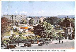 Galway Bay Ireland Eyre Square, Galway showing Great Southern Hotel Galway Ba...