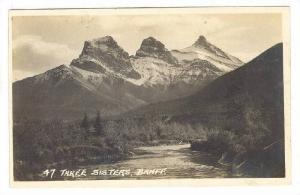 RP, Three Sisters, Banff, Alberta, Canada, 10-20s