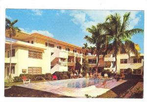 The South Haven Apartments, Ft. Lauderdale,  Florida, PU-1963