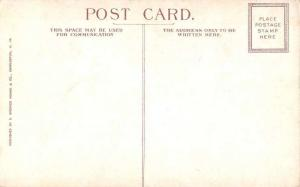 Charleston West Virginia High School Antique Postcard J45110