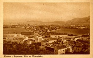 Italy - Palermo. View of Boccadifalco