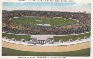 NEW HAVEN , Connecticut , 00-10s ; YALE Bowl Stadium