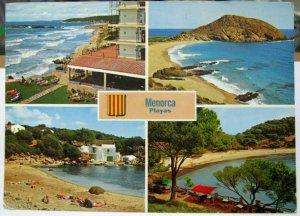 Spain Menorca Playas - posted