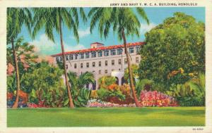 USA Army and Navy Y.M.C.A. Building Honolulu 02.57