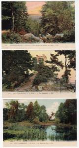 3 - Fontainebleau Cards
