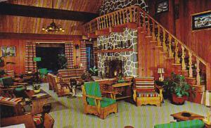 Chalets Des Chutes Hotel & Motel , MONT TREMBLANT , Quebec , Canada , 50-60s