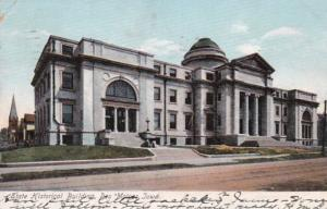 Iowa Des Moines State Historical Building 1906