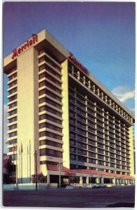 Salt Lake City Marriott Hotel