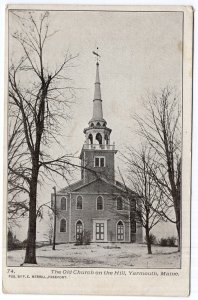 Yarmouth, Maine, The Old Church on the Hill
