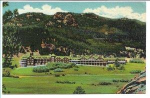 Estes Park, CO - Estes Park Chalets - Rocky Mountain National Park