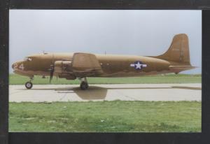 C-54 Skymaster Postcard